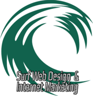 Surf Web Design & Internet Marketing Logo